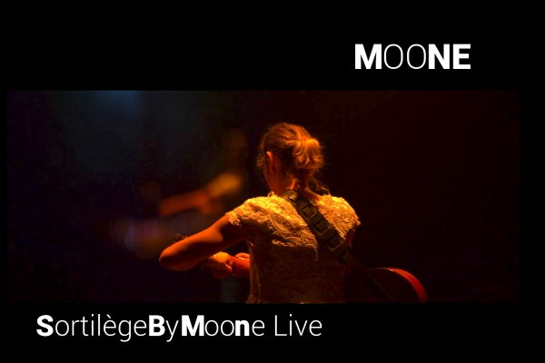 IMAGE COVER ALBUM SORTILEGE BY MOONe