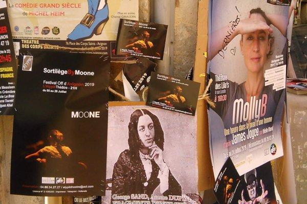 SortilègeByMoone dans le #OFF19 d'Avignon