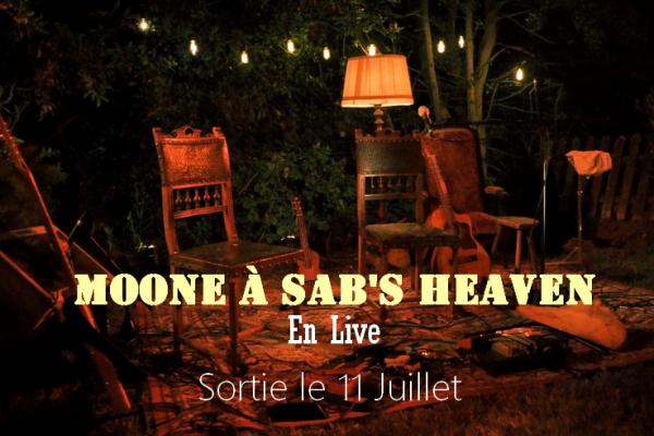 Moone Trio en Live