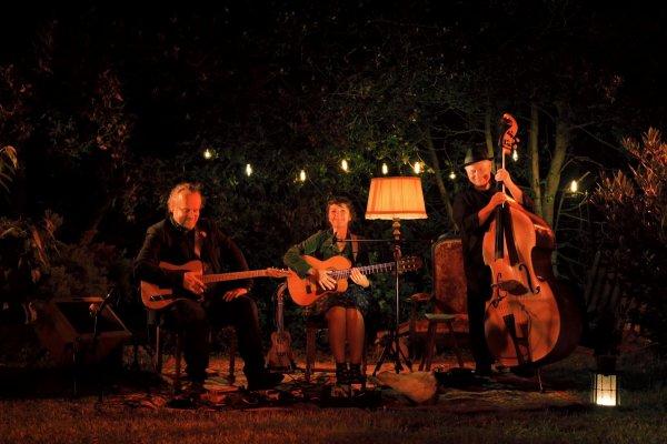 Moone à Sab's Heaven - Live en Trio