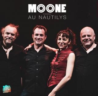 Moone en Live au Nautilys
